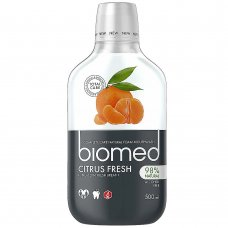 Ústna voda CITRUS FRESH 500ml BIOMED